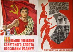 Image result for soviet posters