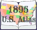 """1895 Atlas - """"The New 11 x 14 Atlas of the World"""" from Rand McNally is posted on the Mardos Memorial On Line Library. Scroll down the page to find the 1895 atlases for each state in the country. Genealogy Research, Family Genealogy, Genealogy Quotes, History Books, Family History, Find Your Ancestors, Family Research, Title Page, Ancestry"""
