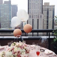 Bridal Shower at Thompson Chicago.