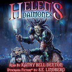 "Another must-listen from my ""Helen's Daimones"" by S. Lindberg, narrated by Kathy Bell Denton. Sword And Sorcery, Audio Books, Medieval, Fiction, This Book, Artist, Artists, Mid Century, Middle Ages"