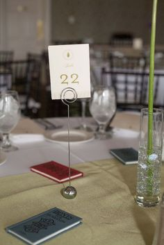 """These books, """"Don'ts for Husbands"""" and """"Don'ts for Wives"""" were placed on each table to entertain guests"""