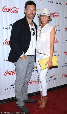 Echte huisvrouwen van Beverly Hills ster Brandi Glanville voor negen jaar.