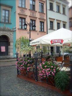 My trip to Warszawa, Poland