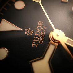Tudor BBB solid dial #watchfreak #rolex #tudorblackbay #horology #submariner #snowflake #rosegold