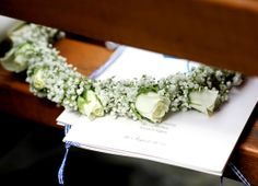 Kranz für das Blumenmädchen...sehr süß! :) Fotografie: http://www.annamcmaster.de/ www.festefeiern.by