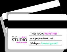 Vinn 12 mnd Kickstart medlemskap!