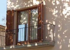 Portones Iscletec balconeras