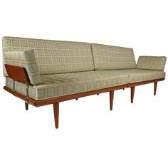 Peter Hvidt And Orla Mølgaard-Nielsen Sectional Sofa   From a unique collection of antique and modern sectional sofas at https://www.1stdibs.com/furniture/seating/sectional-sofas/