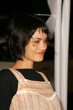 shannyn sossamon haircut - Google Search