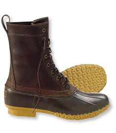 """Men's Maine Hunting Shoes, 10"""": Rain Boots 