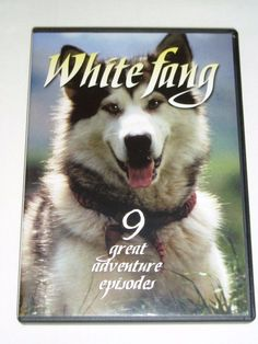 White Fang - 9 Great Adventure Episodes - DVD