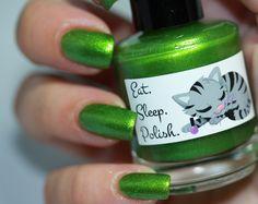 Spellbook - Tranquility | Hand Blended, Vegan, Cruelty Free Nail Polish | Eat.Sleep.Polish.