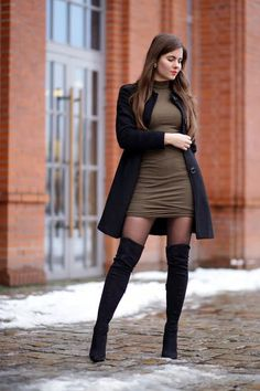 Winter fall Casual Outfit - Women Outfit