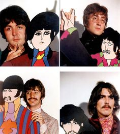 "My favorite quote was ""what day is it?"" ""It's sitarday"" ""then George will be in here"". Love George Harrison!"