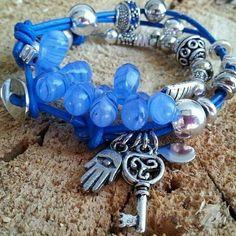 Laissez-vous inspirer par des versions différentes et originales! #jewelry #bijoux #cute #rêves #dream #billes #et #cie #creator #créatrice #beads