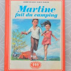 Martine fait du camping   - Pauline et paulette la boutique vintage : www.paulineetpaulette.fr