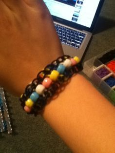 New Rainbow Loom Bracelet!
