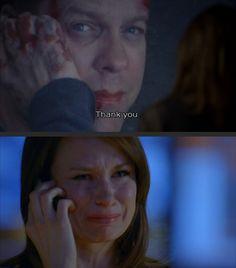 Jack Bauer and Chloe O'Brian; Season 8