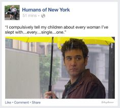 Fictional Humans of New York
