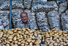 Selcuk Saturday Market, Selçuk, Turkey