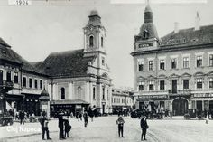 Cluj_02_a - clujul vechi Romania, Louvre, Street View, Building, Travel, Google, Viajes, Buildings, Destinations
