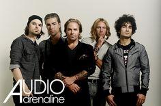 Audio Adrenaline to perform at Rock the World '13 at Holiday World & Splashin' Safari