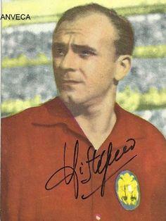DI STEFANO (Selección Española - 1962)