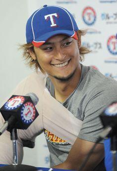 Yu Darvish (Baseball Player)