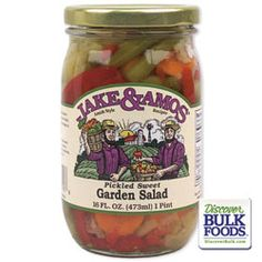 J Sweet Garden Salad - Discover Quality Bulk Foods