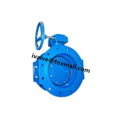 Flanged Double Eccentric Butterfly Valves