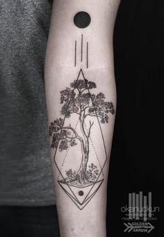 Fans de tattoo et amoureux de la nature, voici quelques idées pour votre prochain tatouage.