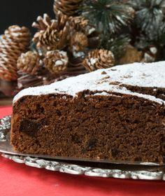 Βασιλόπιτα σοκολατένια με δαμάσκηνα Greek Sweets, Greek Desserts, Greek Recipes, Xmas Desserts, Cake Bars, Christmas Cooking, Sweet And Salty, Holiday Recipes, Cookie Recipes