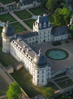Château de Valençay, France