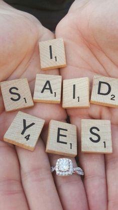 she said yes wedding engagement ring photo ideas