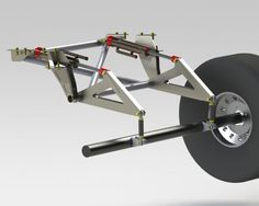 cantilever suspension project