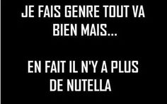 Nutella humour