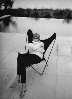 Claudia Schiffer - Peter Lindbergh