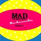 Ding Ding! MAD is a great bell ringer activity for 4th-7th grade music classes!5 quick questions, everyday. That is the philosophy behind the MAD...