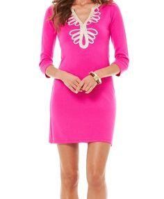 Lilly Pulitzer Devlin Sweater Shift Dress #resort365