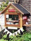 Est'hers Little Free Library   Minibieb - gratis lenen en ruilen van boeken