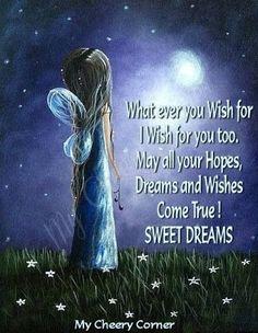 Short Cute Dream Quotes | Sweet Dreams