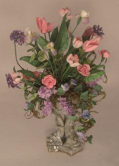 Miniature flowers By Marie Petrik