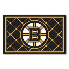 Boston bruins logo image boston bruins pinterest - Boston bruins wallpaper border ...