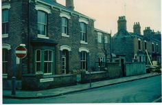 clayton street located inside were freshney place is today Old Pictures, Old Photos, Old Street, History Photos, Local History, Old Buildings, Past, England, In This Moment