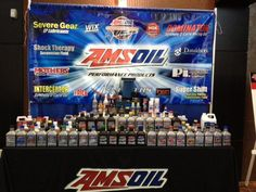"Accept no substitutes - AMSOIL is ""The First in Synthetics."""