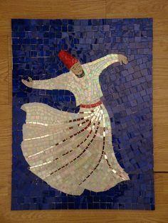 Semazen Mozaik. by mozaikci, via Flickr