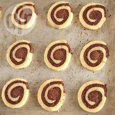 Biscoito caracol @ allrecipes.com.br
