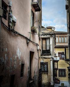 HDR photography - Toledo, Nikon D7100 used