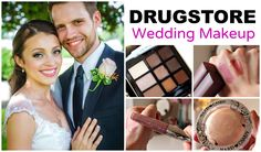 Drugstore Wedding Makeup | DUPES for High End Bridal Makeup