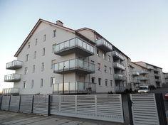 Już jest! Na Bukowym Osiedlu pojawiło się ogrodzenie! :)  www.psgdeweloper.pl Multi Story Building